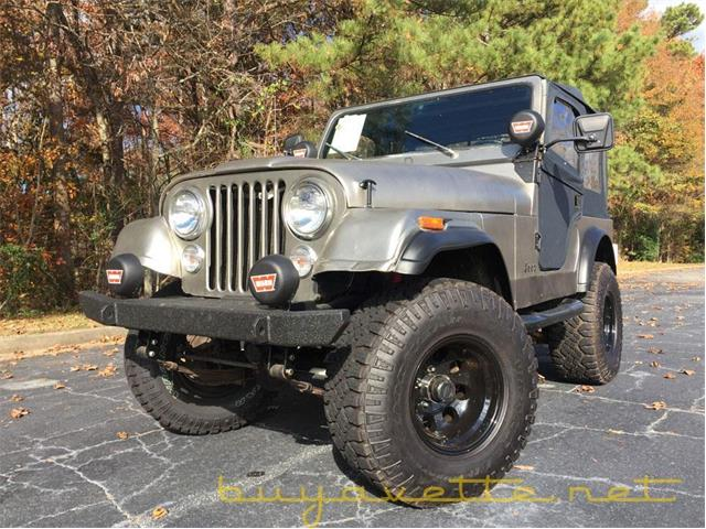 Picture of '82 CJ5 - $9,995.00 Offered by  - P1XD