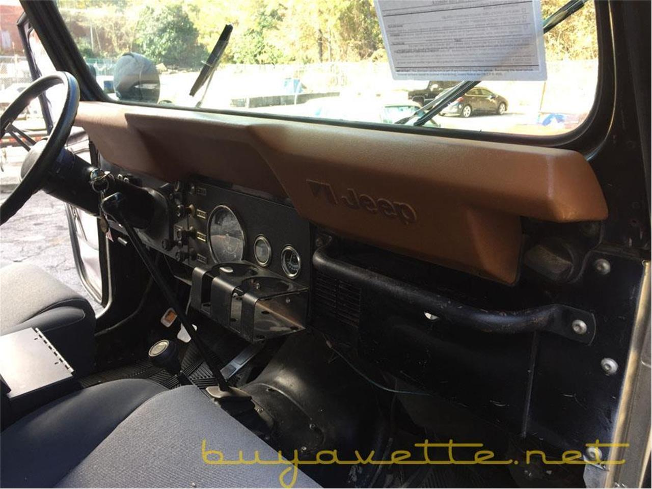 Large Picture of '82 CJ5 - P1XD