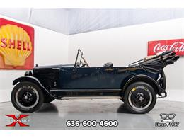 Picture of Classic 1922 Maxwell 25 Touring Sedan located in St. Louis Missouri Offered by MotoeXotica Classic Cars - P1XK