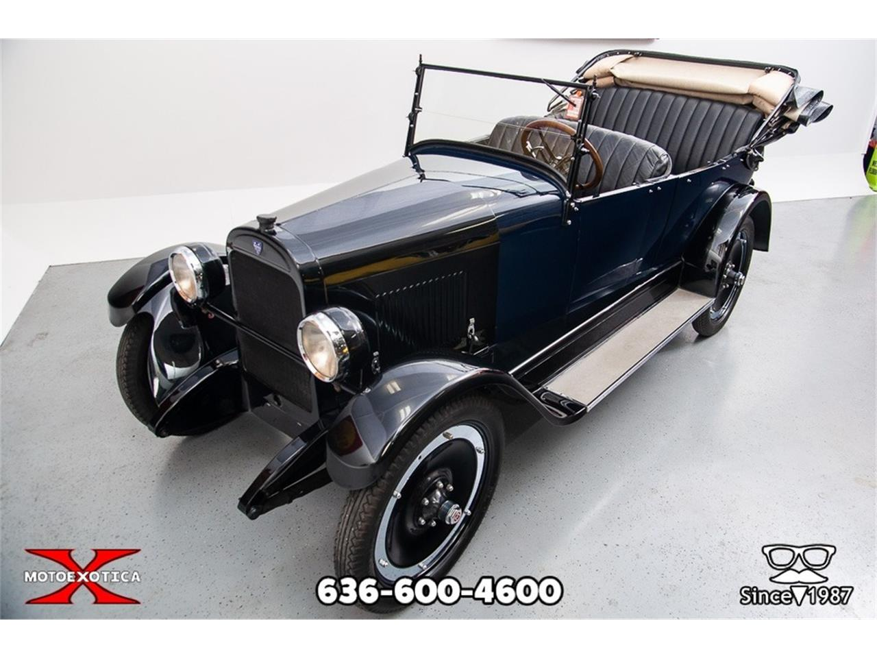 Large Picture of Classic 1922 25 Touring Sedan - $23,500.00 Offered by MotoeXotica Classic Cars - P1XK