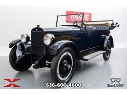 Picture of 1922 25 Touring Sedan - $23,500.00 Offered by MotoeXotica Classic Cars - P1XK