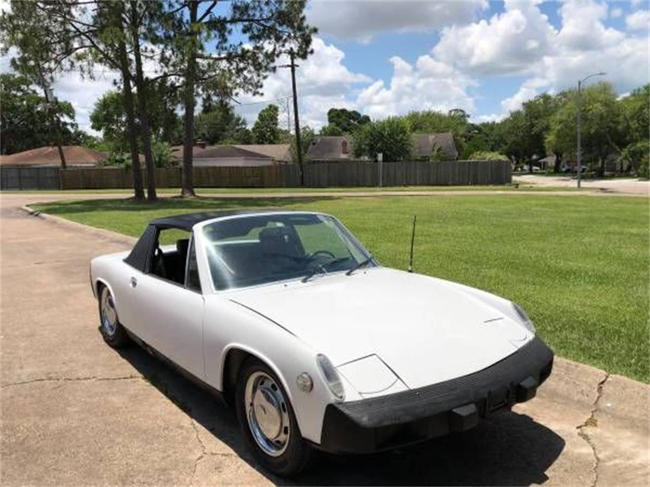 Large Picture of 1975 Porsche 914 located in Michigan Offered by Classic Car Deals - P1XQ