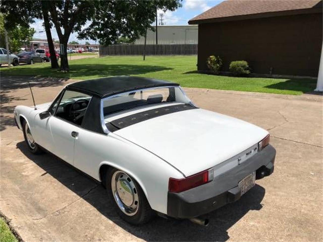 Large Picture of '75 Porsche 914 located in Michigan - $10,495.00 - P1XQ
