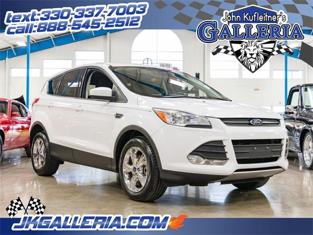 Picture of 2016 Ford Escape located in Salem Ohio - P1Y6