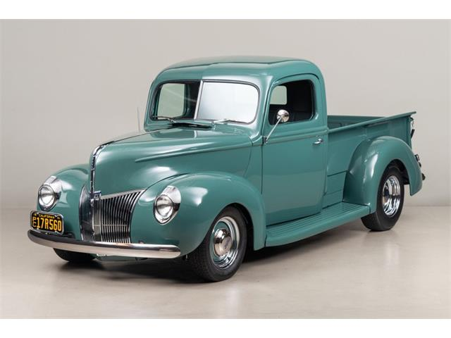 Picture of '41 Ford Pickup Auction Vehicle Offered by  - P1YN