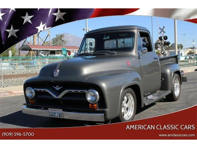 Picture of Classic '55 Ford F100 - $37,900.00 - P1YR