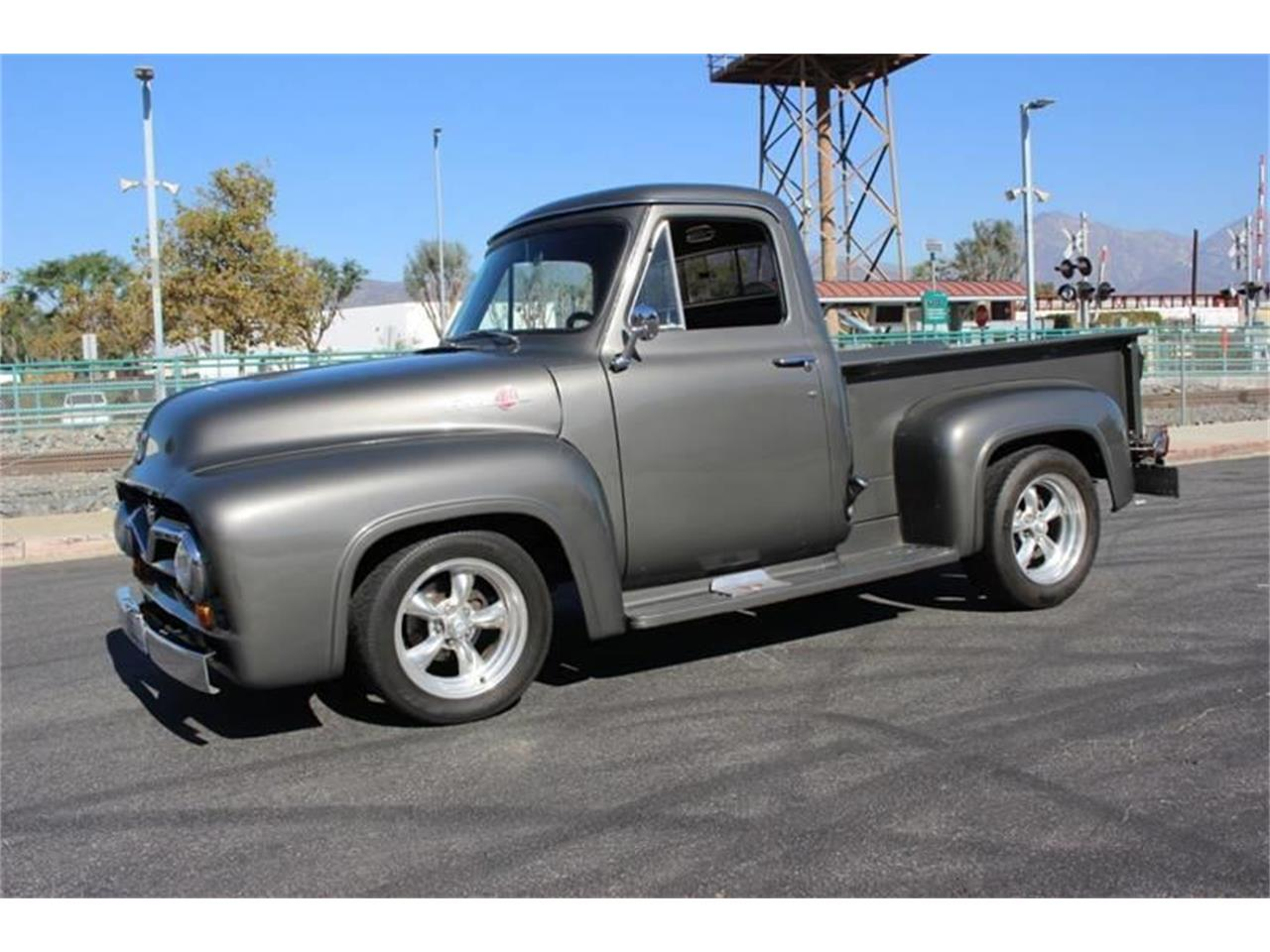 Large Picture of '55 F100 located in California Auction Vehicle - P1YR