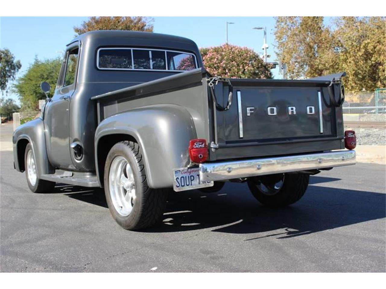 Large Picture of Classic '55 Ford F100 Auction Vehicle Offered by American Classic Cars - P1YR