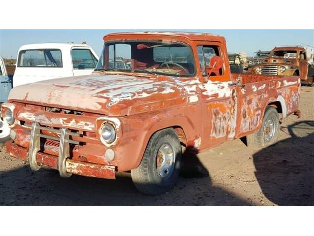 Picture of 1957 Ford Pickup located in Michigan - $3,895.00 Offered by  - P1YU