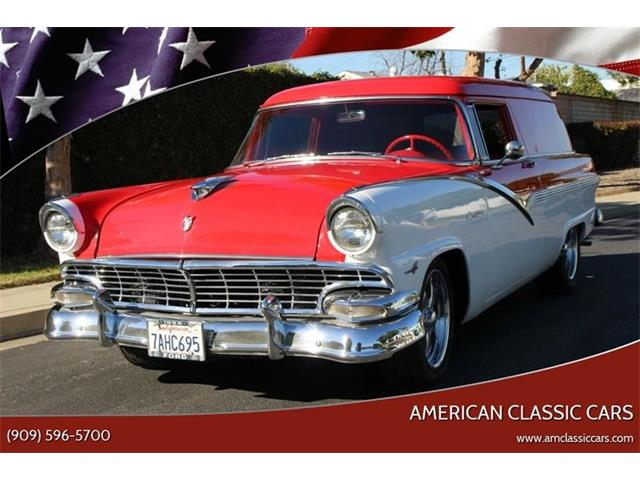 Picture of Classic '56 Courier located in La Verne California - P1Z8
