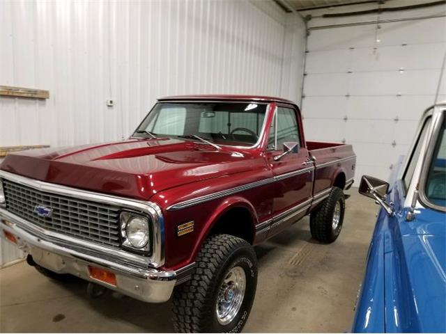 Picture of 1971 K-10 located in Michigan Offered by  - P1Z9