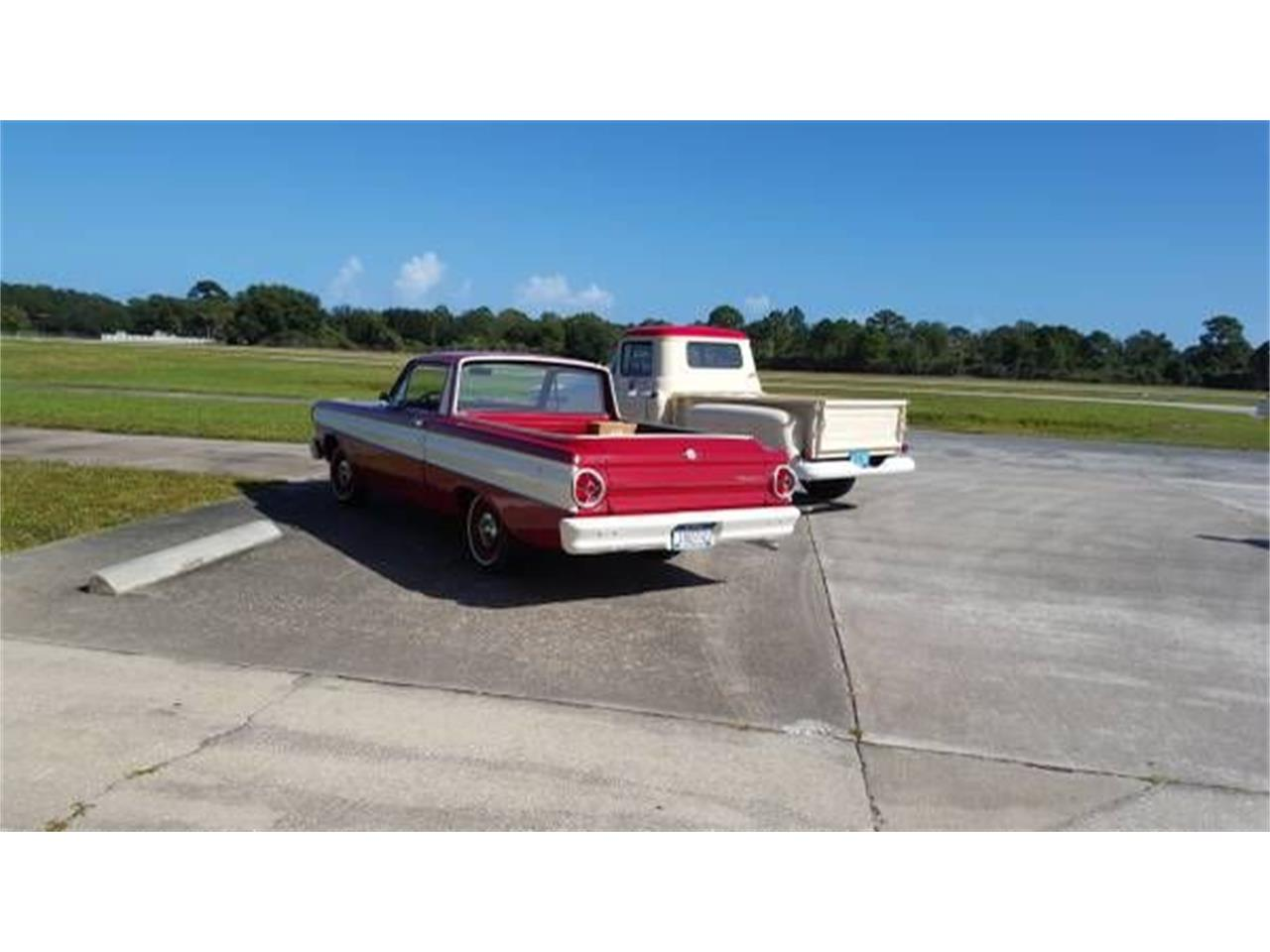 Large Picture of '64 Ranchero - P1ZF