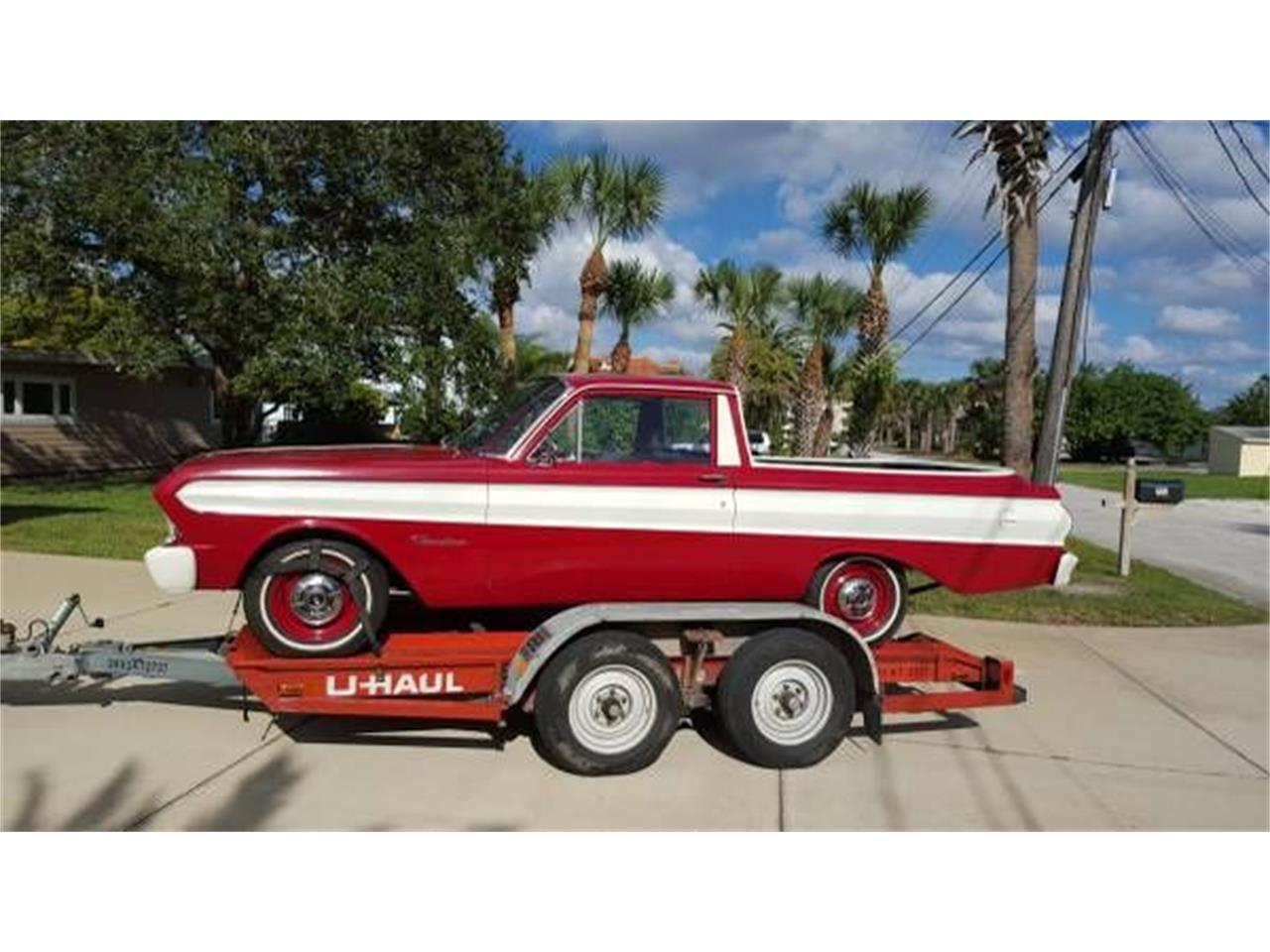 1964 Ford Ranchero For Sale Classiccars Com Cc 1168971