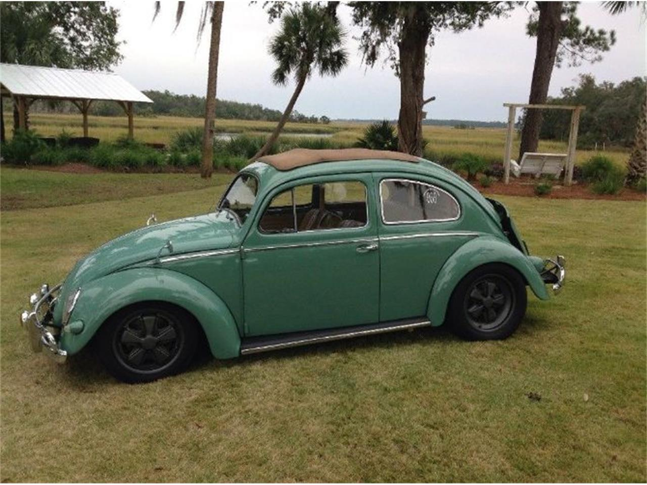 Large Picture of Classic 1956 Beetle located in Cadillac Michigan - $25,995.00 Offered by Classic Car Deals - P201