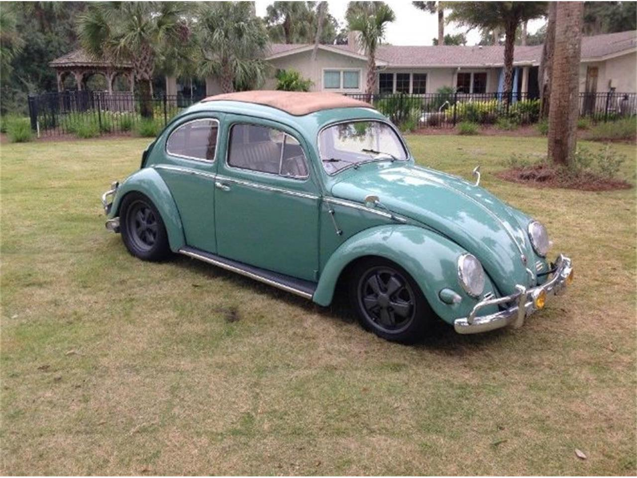 Large Picture of Classic '56 Beetle - P201