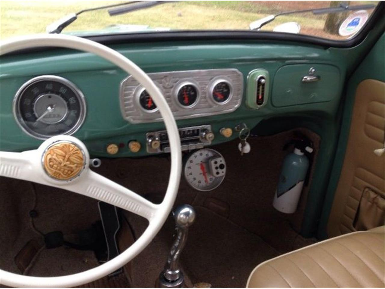 Large Picture of 1956 Volkswagen Beetle located in Michigan Offered by Classic Car Deals - P201
