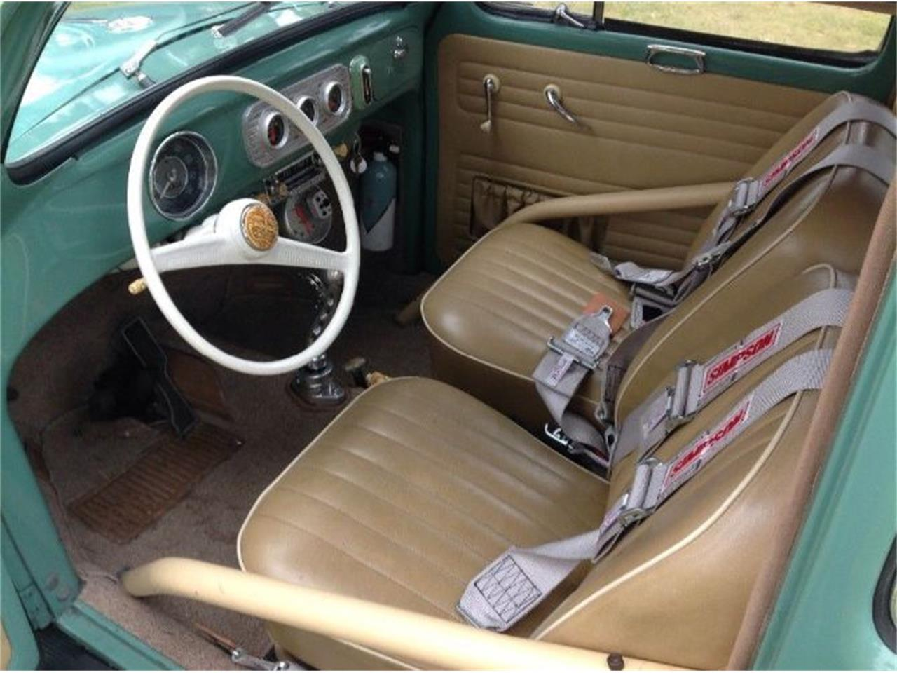Large Picture of Classic 1956 Volkswagen Beetle located in Cadillac Michigan - P201