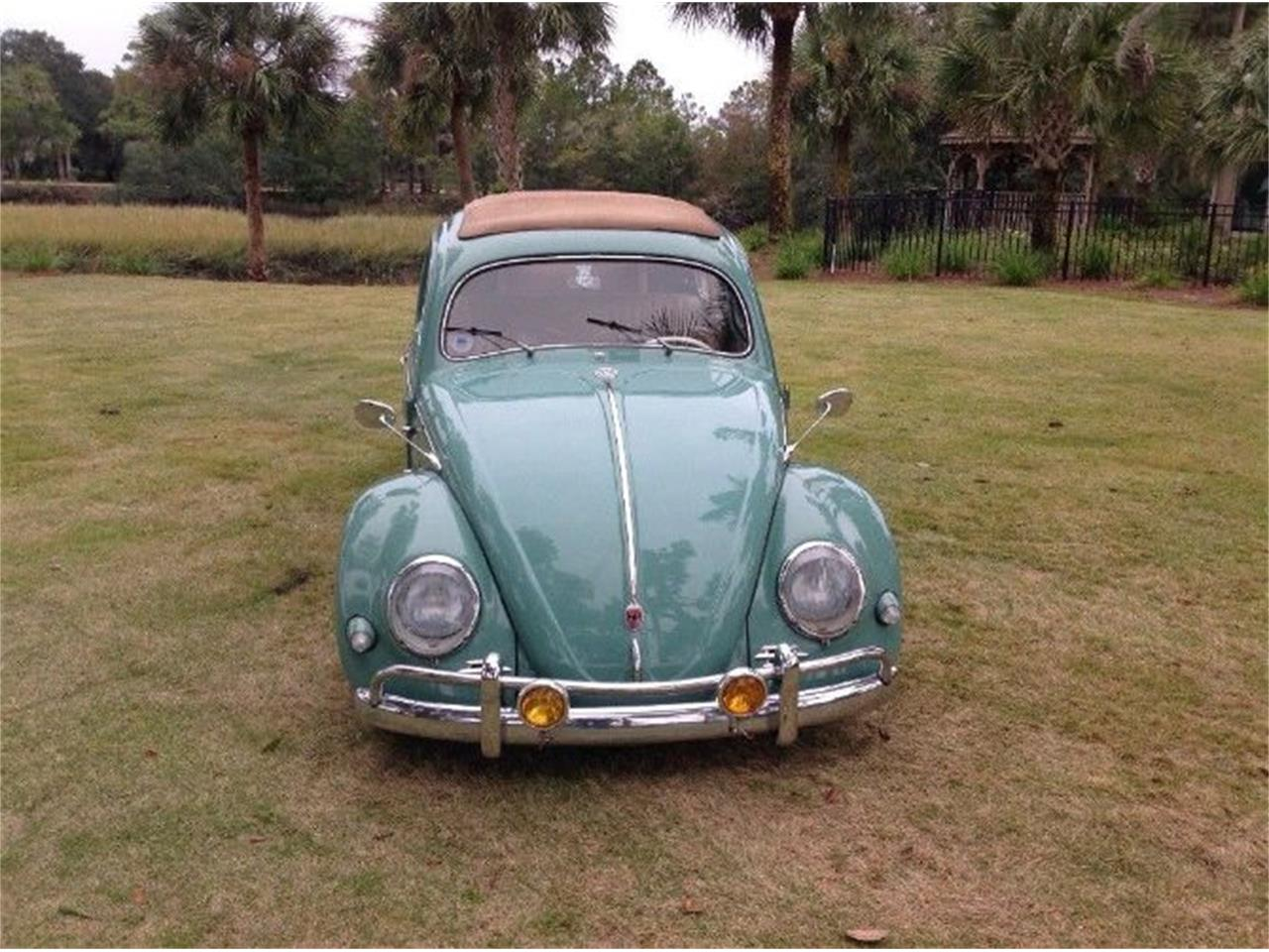 Large Picture of Classic '56 Beetle - $25,995.00 - P201