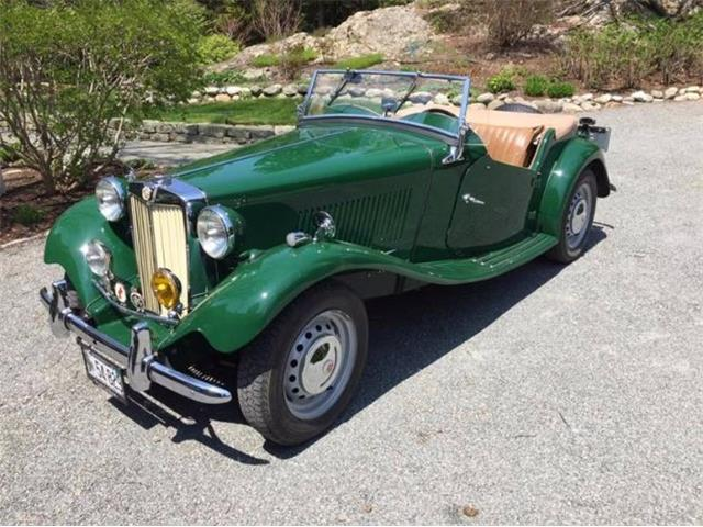 Picture of '52 MG TD - $27,995.00 Offered by  - P20Z