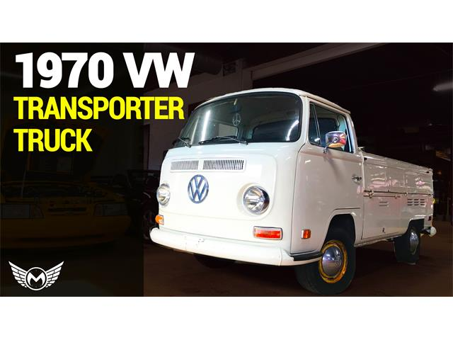 Picture of '70 Transporter - P21N