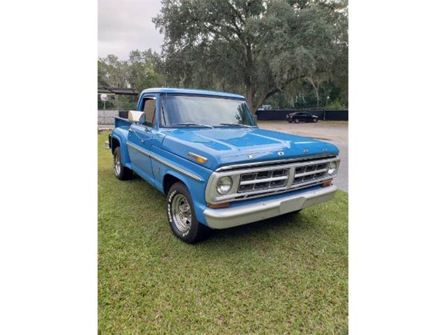 Picture of '68 F100 - P21O