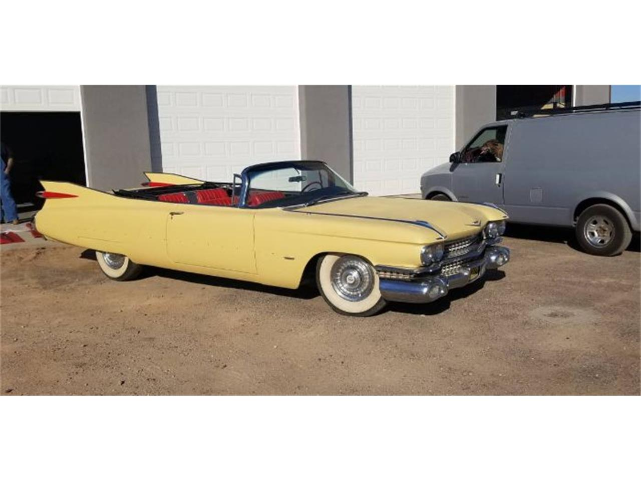 Large Picture of Classic 1959 Series 62 Offered by Classic Car Deals - P225