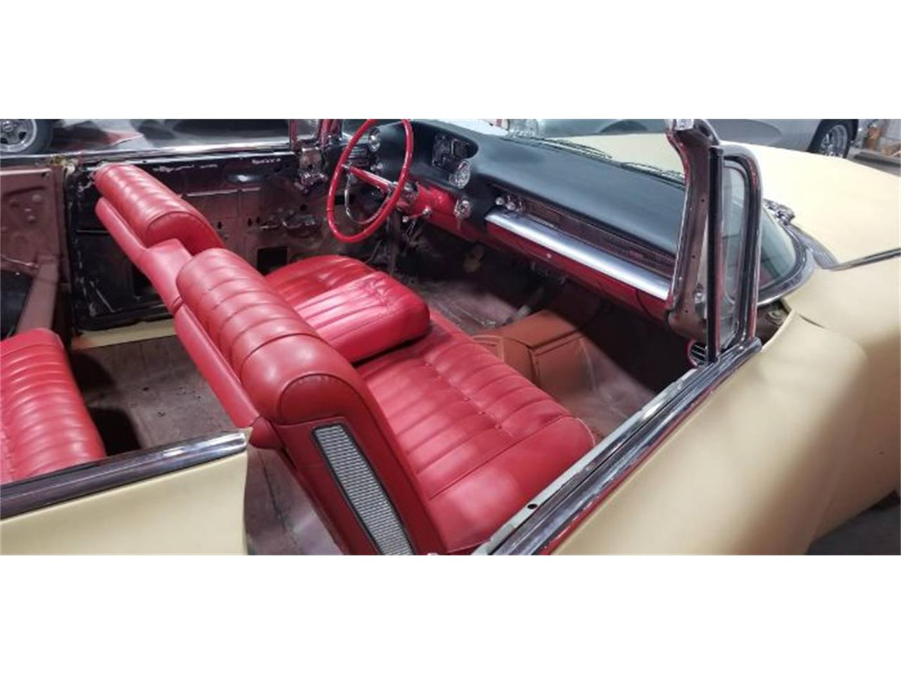 Large Picture of Classic 1959 Series 62 located in Michigan - $74,995.00 Offered by Classic Car Deals - P225