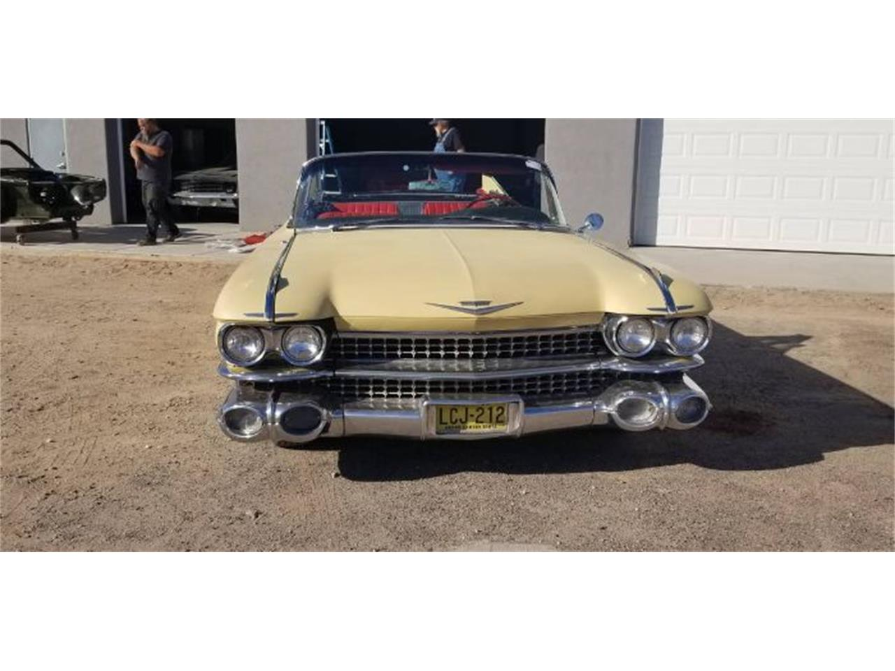 Large Picture of '59 Series 62 - $74,995.00 Offered by Classic Car Deals - P225