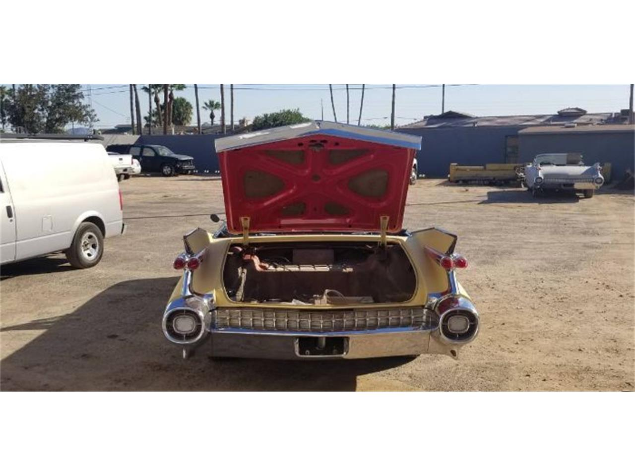Large Picture of 1959 Cadillac Series 62 - $74,995.00 - P225
