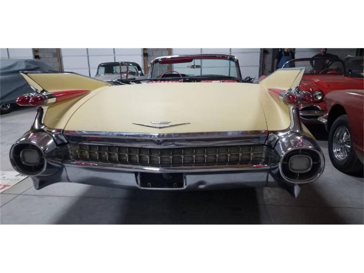Large Picture of Classic 1959 Cadillac Series 62 - $74,995.00 Offered by Classic Car Deals - P225