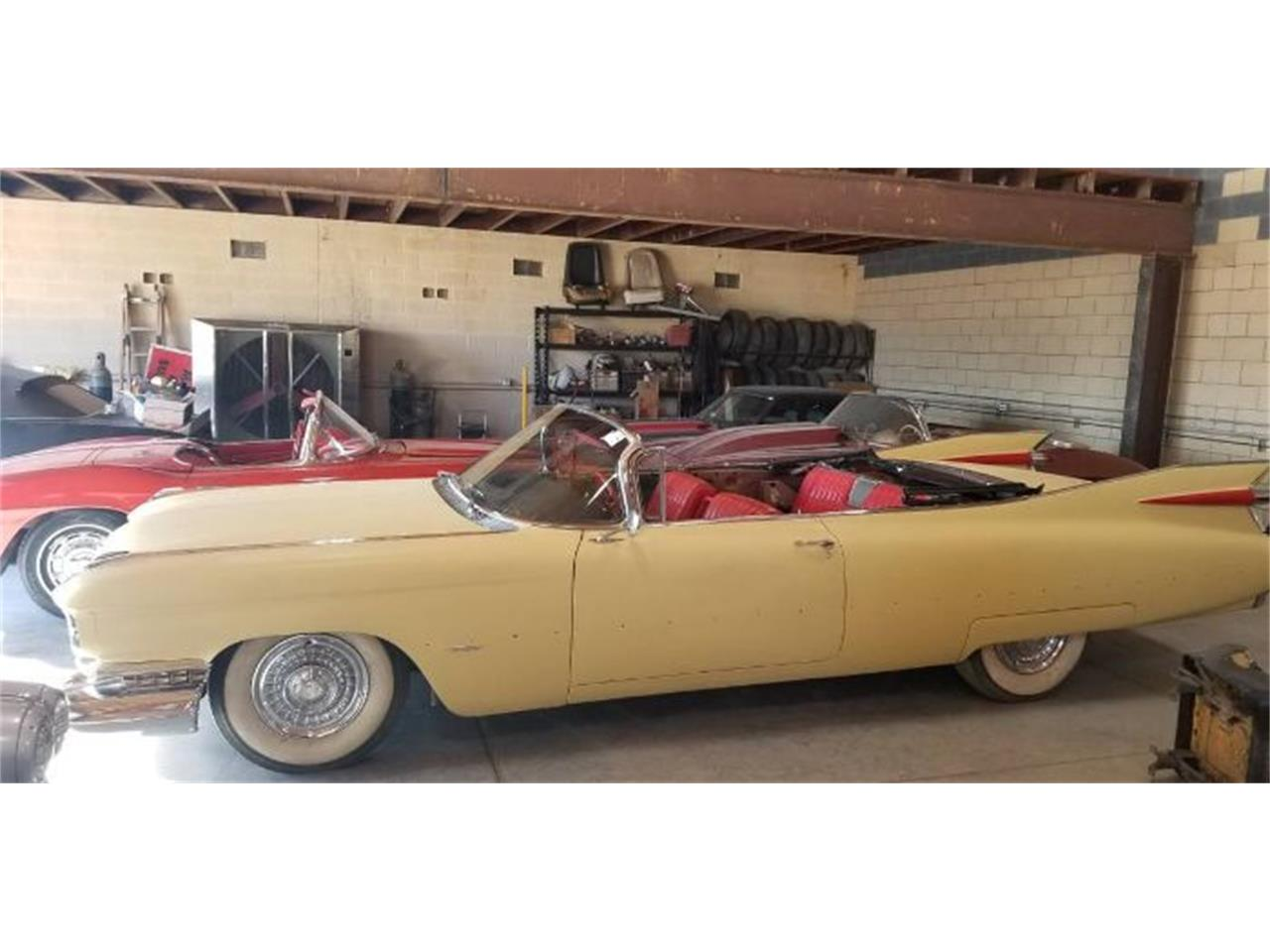 Large Picture of Classic '59 Cadillac Series 62 located in Michigan - $74,995.00 Offered by Classic Car Deals - P225