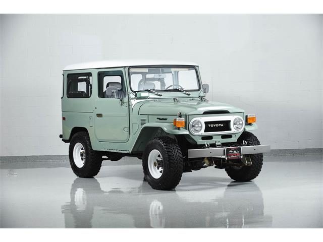 Picture of '77 Land Cruiser FJ40 located in New York - P22I
