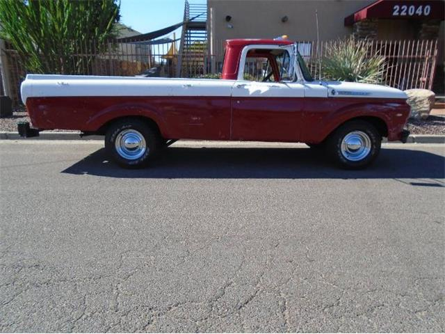Picture of '62 F100 - P22K