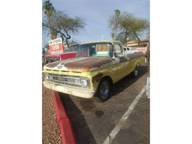 Picture of '62 F100 - P22Q