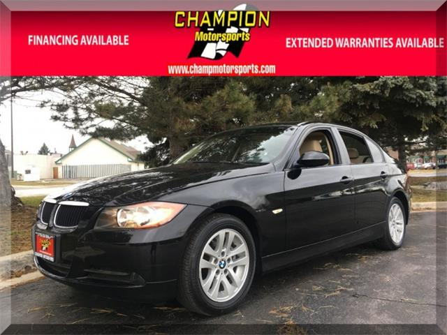 Picture of 2006 BMW 3 Series located in Crestwood Illinois - P233