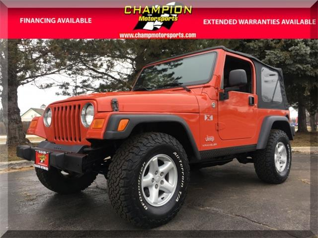 Picture of '06 Wrangler - P238