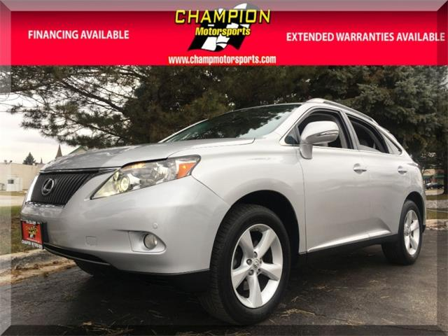 Picture of 2012 Lexus RX350 located in Illinois - $19,900.00 - P23A