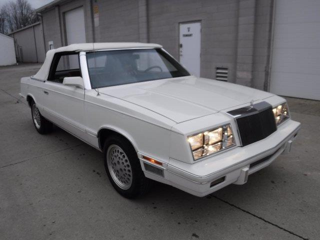 Picture of '82 LeBaron - P23S