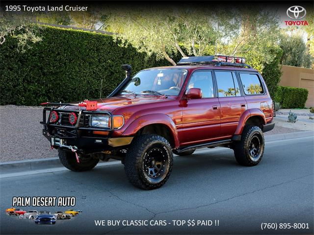 Picture of 1995 Land Cruiser FJ located in Palm Desert  California Auction Vehicle Offered by  - P249