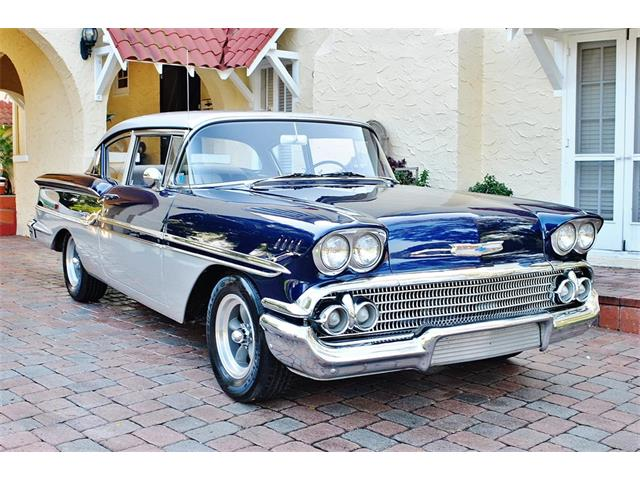 Picture of '58 Biscayne - P24O