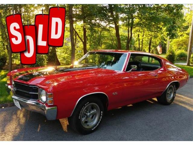 Picture of '71 Chevelle SS - P250