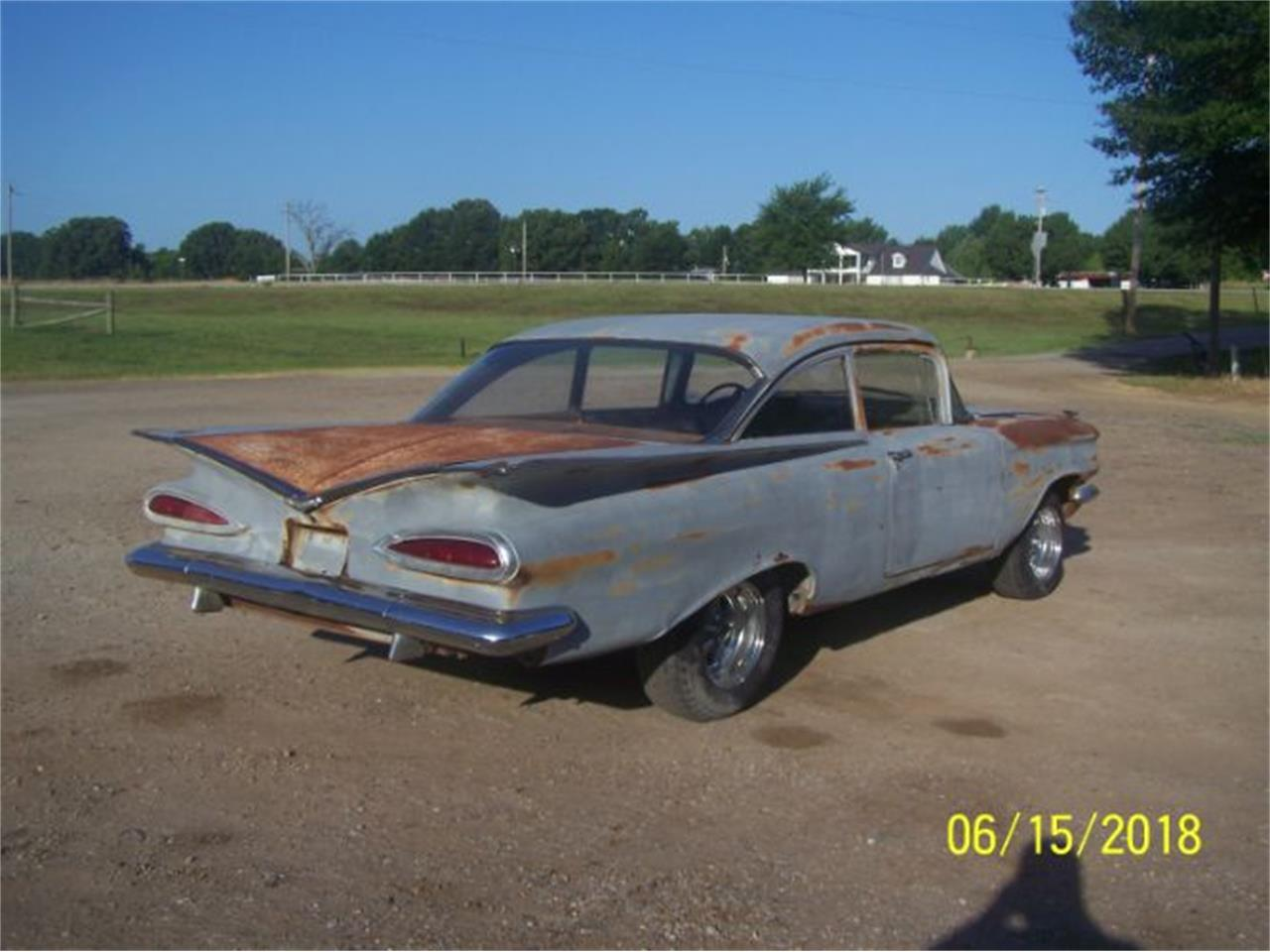 1959 chevrolet biscayne for sale | classiccars | cc-1160918