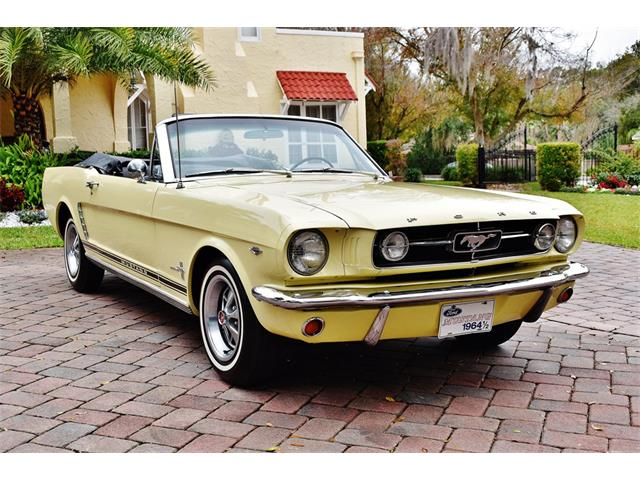 Picture of '65 Ford Mustang - $35,900.00 Offered by  - P25I