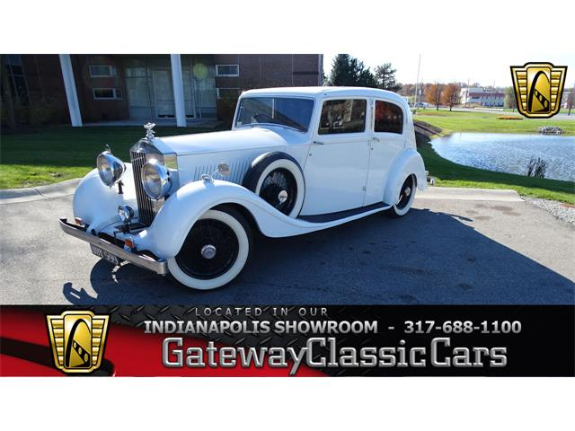 Picture of '35 Rolls-Royce 20/25 - $85,000.00 Offered by  - OVRS