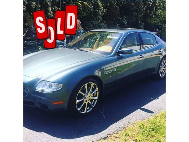 Picture of 2007 Quattroporte located in Clarksburg Maryland Offered by  - P25X