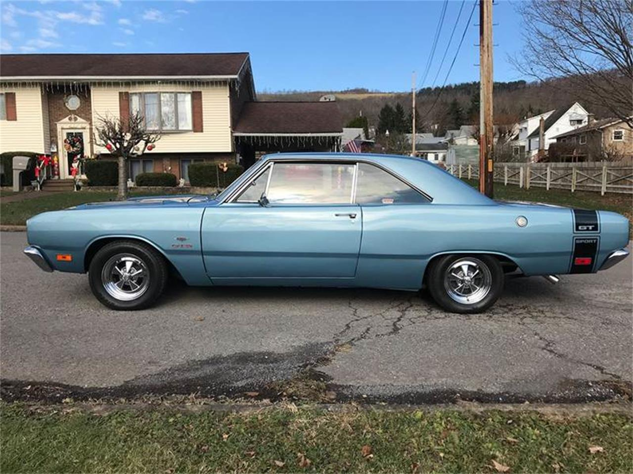 Large Picture of '69 Dart - P260