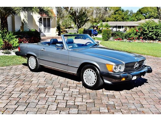 Picture of 1987 Mercedes-Benz 560 located in Florida - $24,900.00 Offered by  - P262