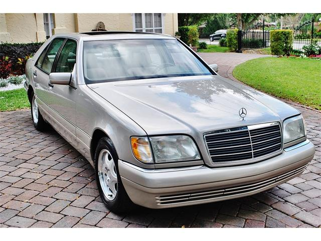 Picture of '98 S-Class - P263