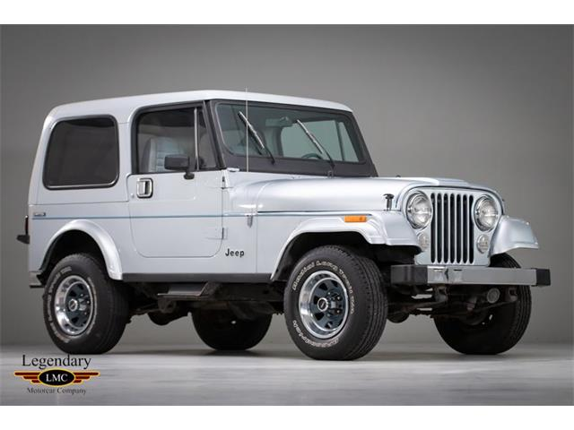 Picture of '82 CJ7 - P26A