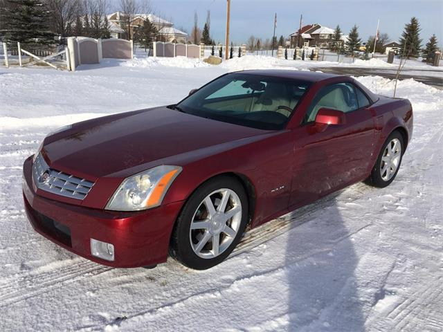 Picture of '06 Cadillac XLR located in Calgary Alberta Offered by a Private Seller - P26B
